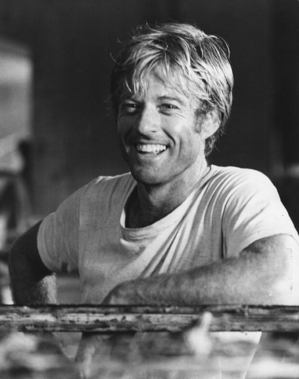 US actor Robert Redford. (Photo by Hulton Archive/Getty Images)