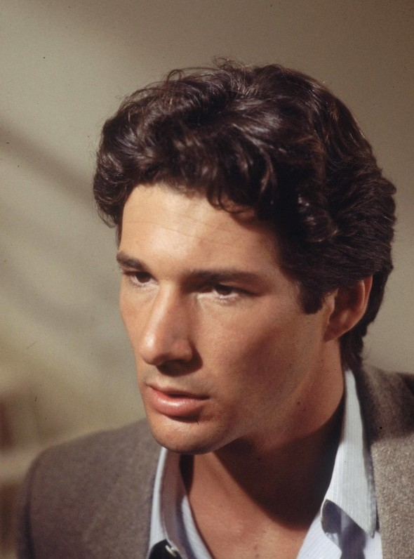 circa 1979: American actor Richard Gere, the star of 'Breathless' and 'An Officer and a Gentleman'. (Photo by Keystone/Getty Images)