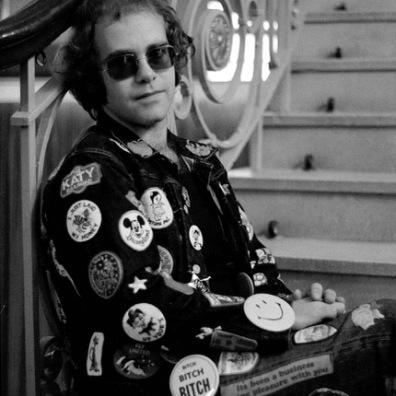 ELTON JOHN (4.11.71) © MICHAEL PUTLAND / RETNAUK CREDIT ALL USES
